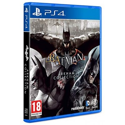 Videogioco Batman Arkham Collection per PS4