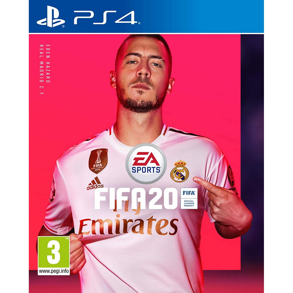 Videogame FIFA 20 per PlayStation 4 - EA SPORTS