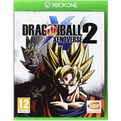 Videogame Dragon Ball Xenoverse 2 per Xbox One