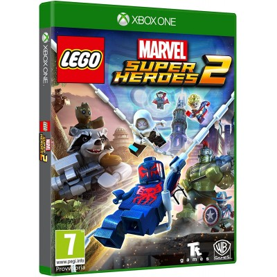 Videogame Lego Marvel Super Heroes 2 - Xbox One