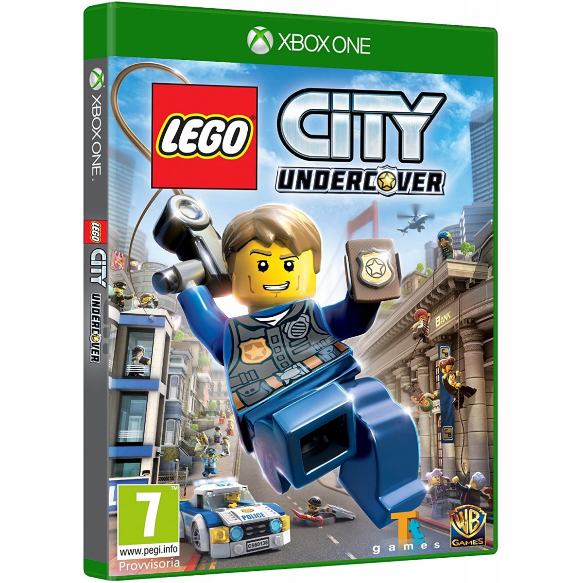 Videogame Lego City Undercover - Xbox One
