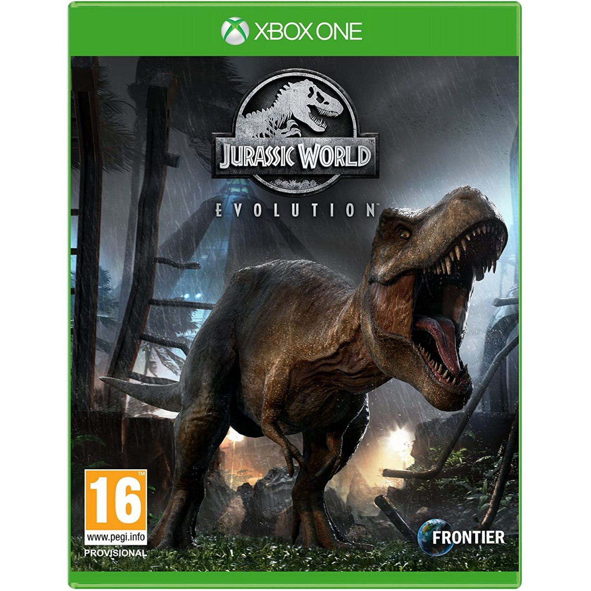 Videogame Jurassic World Evolution per Xbox One