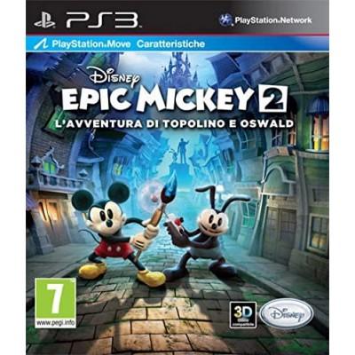 Videogame Disney Epic Mickey 2: L'Avventura Di Topolino E Oswald