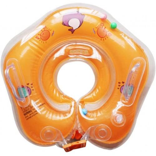 Salvagente per neonati, gonfiabile con doppio Airbag