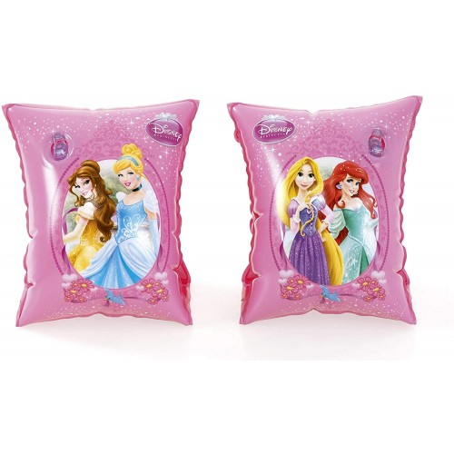 Braccioli Principesse Disney da 23 x 15 cm per bambini