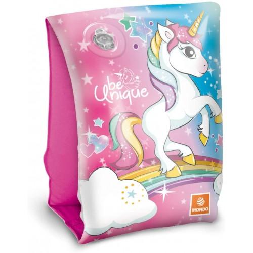Braccioli Unicorno per bambini 2 - 6 anni, morbidi ed elastici