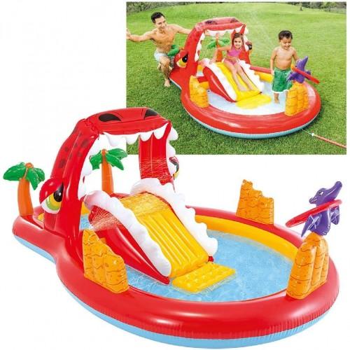 Piscina gonfiabile Playcenter Happy Dino per bambini