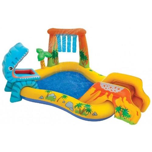 Piscina per bambini Playground Dinosauri - Intex