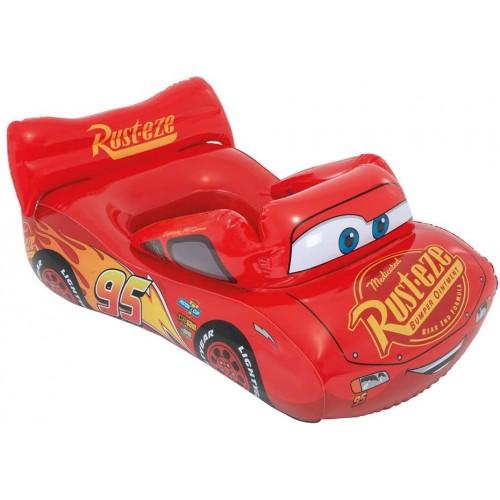 Materassino gonfiabile Saetta McQueen Cars