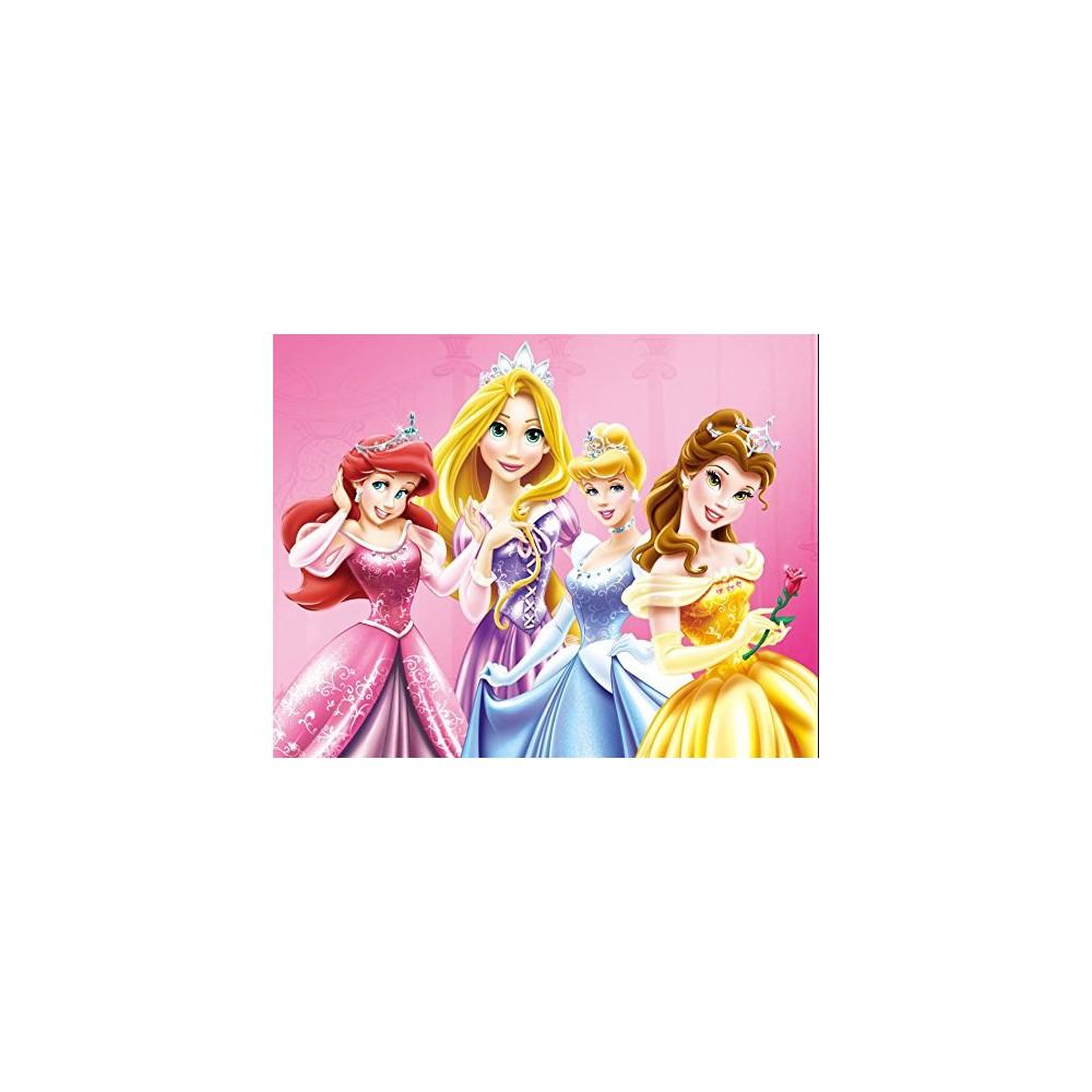 Cialda rettangolare Principesse Disney
