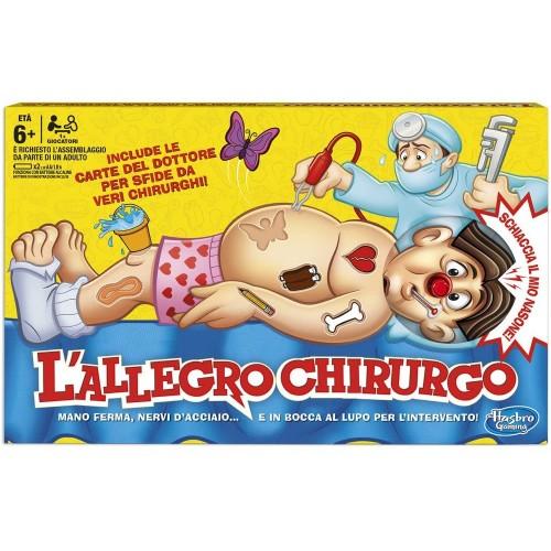 L' Allegro Chirurgo  Gioco in Scatola - Hasbro