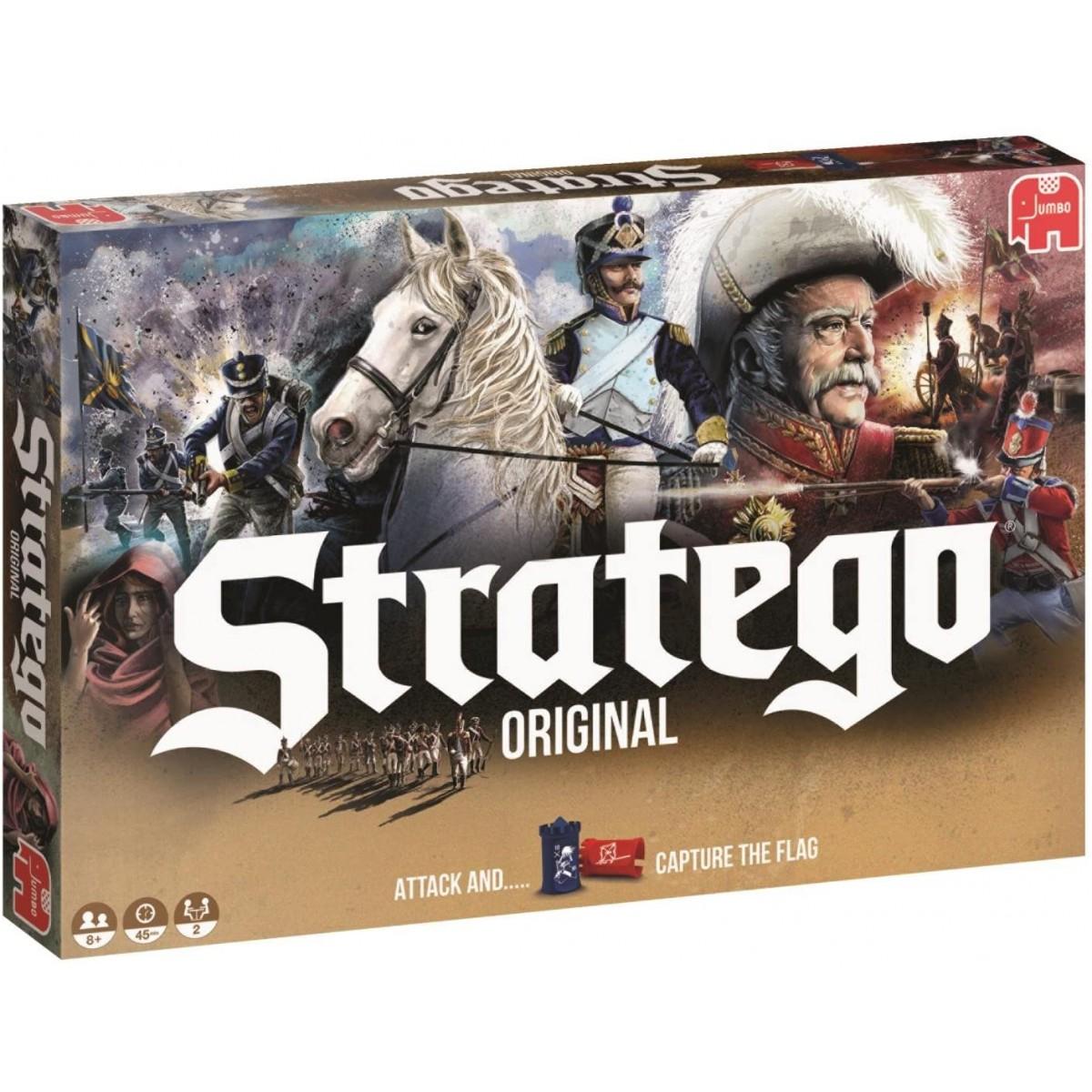Gioco da Tavolo Stratego Original - Jumbo