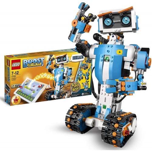Robot interattivo LEGO Boost - Toolbox Creativa