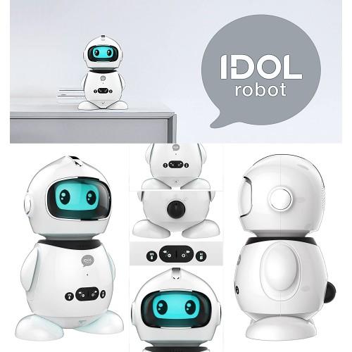 Idol Robot interattivo, insegna matematica e italiano