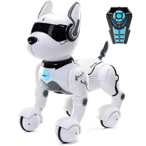 Cane Robot telecomandato, interattivo