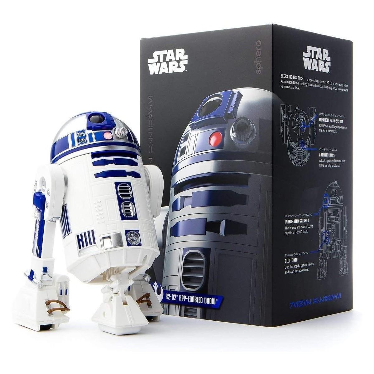 Robot R2D2 Droide Star Wars - Sphero, con APP