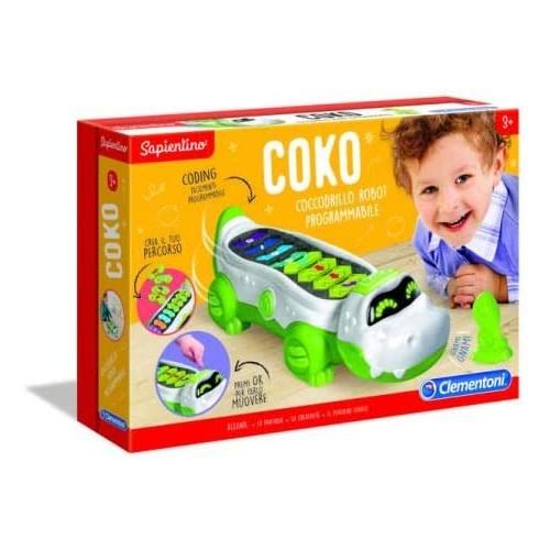 Gioco Coccodrillo programmabile - Coko, Clementoni