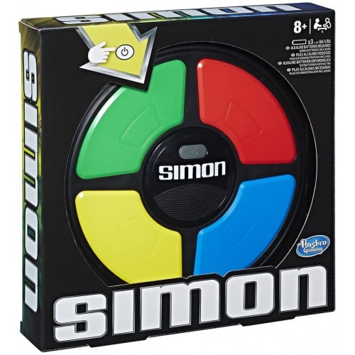 Simon classic, gioco di memoria - Hasbro Gaming
