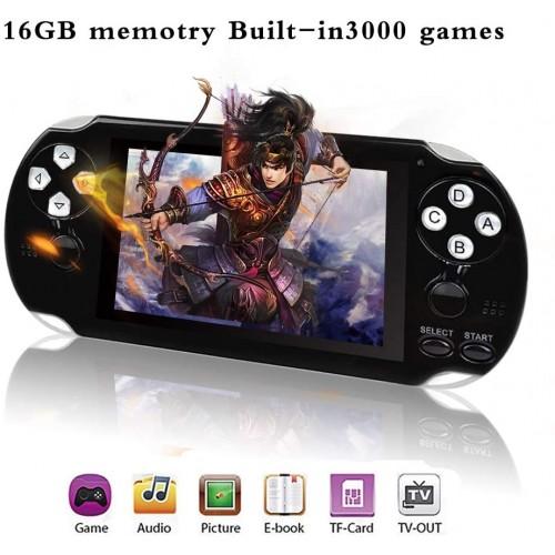 Console per videogiochi portatile con 3000 videogame - Anbernic