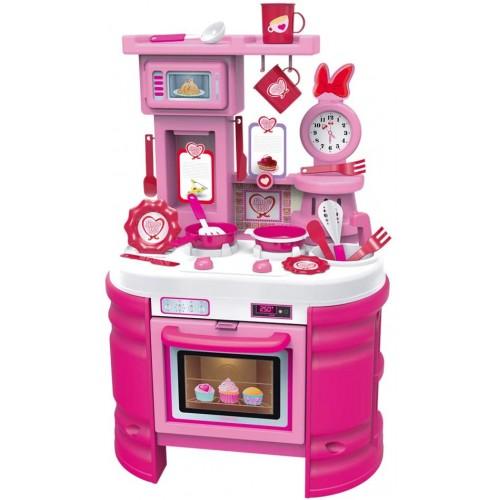 Cucina Amore Mio giocattolo per bambini con 15 accessori