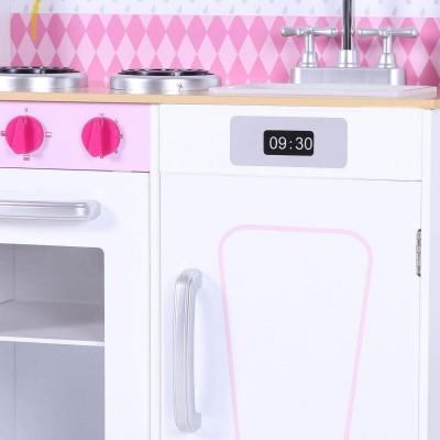 Cucina da Chef in legno per bambini Baby Vivo