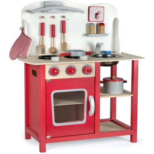 Cucina modello Classic in legno per bambini - Leomark