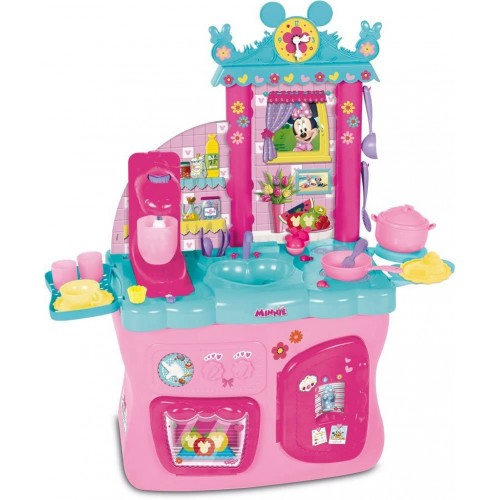 Cucina giocattolo di Minnie Disney con accessori