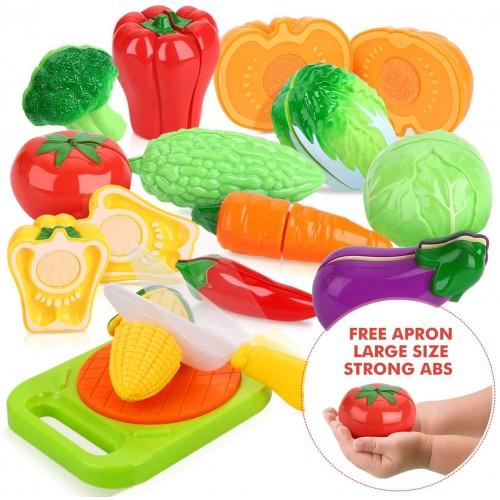Set Verdura giocattolo - Accessori da cucina
