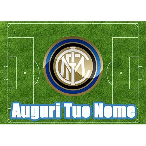 Cialda personalizzabile F.C Inter