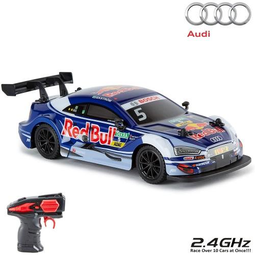 Auto telecomandata Audi RS5 DTM con licenza ufficiale