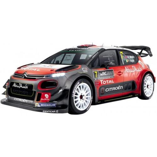 Citroen C3 WRC telecomandabile, giocattolo elettrico
