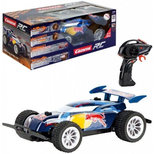 Auto da corsa Carrera - Red Bull RC2 con telecomando