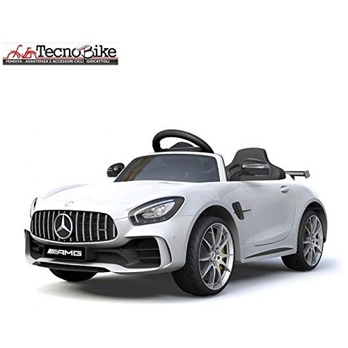 Mercedes Benz AMG GTR 12V elettrica con Parental Control