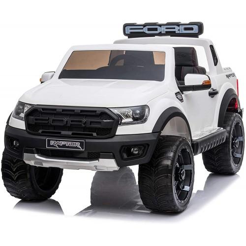 Auto elettrica Ford Ranger Raptor 2 Posti per bambini