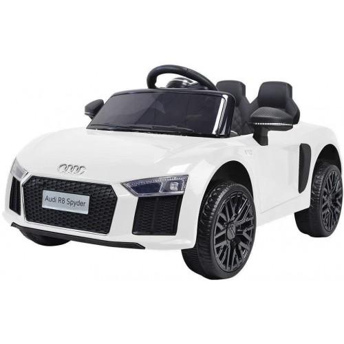 Audi R8 Spider elettrica per bambini