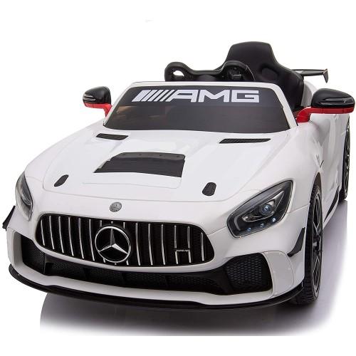 Babycar Mercedes GT4 AMG elettrica per bambini
