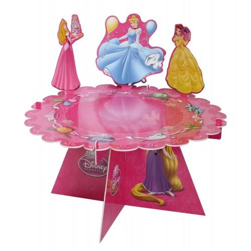 Alzata per Muffin Principesse Disney