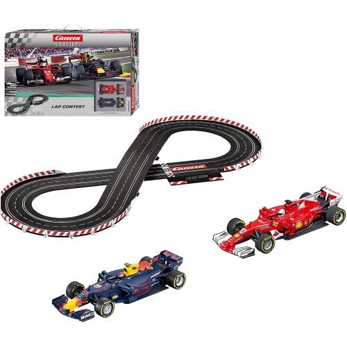 Pista elettrica giocattolo della Formula 1 - Carrera Toys