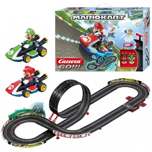 Pista da corsa elettrica Mario Kart - Carrera