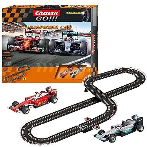 Pista elettrica giocattolo Carrera F1