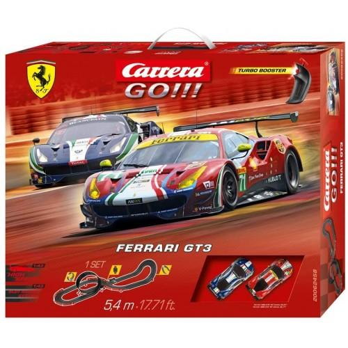 Pista da corsa elettrica Ferrari GT3 - Carrera