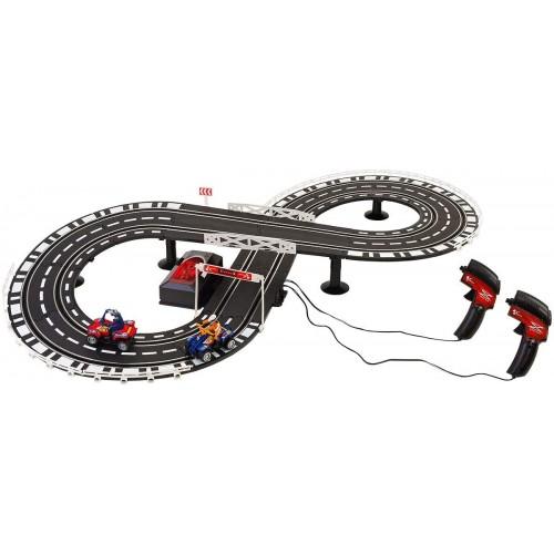 Pista giocattolo da corsa elettrica per Quad