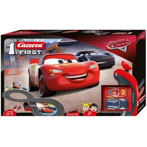 Pista da corsa Cars Disney 1 first - Carrera