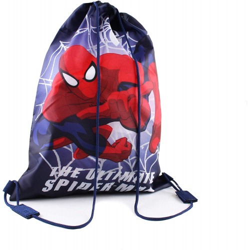 Sacca Ultimate Spiderman Blu Navy - Marvel