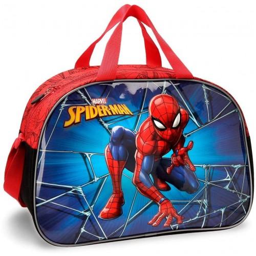 Borsone Marvel Spiderman Black da 40 cm - Marvel
