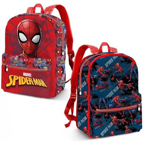 Zaino Spiderman Hero reversibile 2 in 1