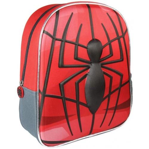 Zainetto Marvel spiderman 3D per la scuola