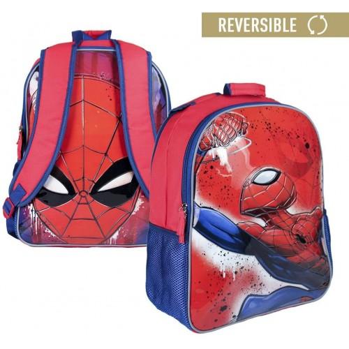 Zaino scuola reversibile di Spiderman - Marvel