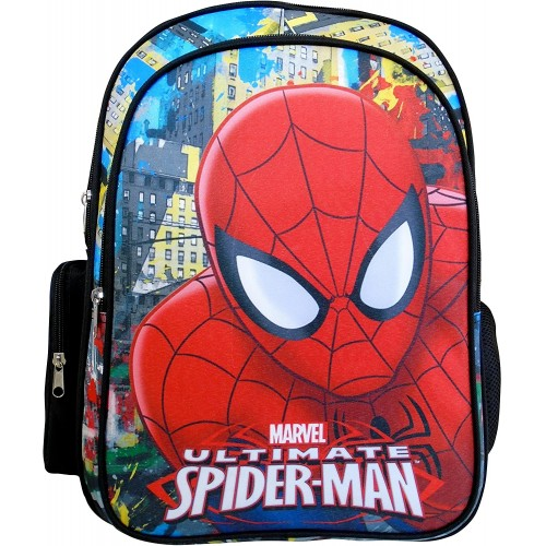 Zaino asilo Ultimate Spiderman Marvel