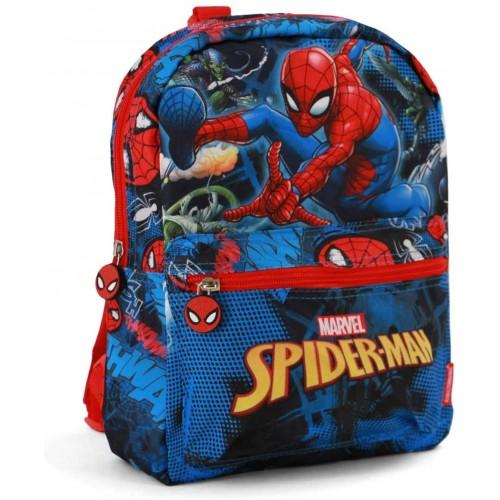Zaino reversibile da 31 cm Spiderman Marvel